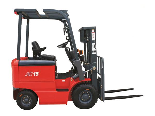 四支点 H系列1-1.5吨窄车身蓄电池平衡重式raybet雷竞技官网