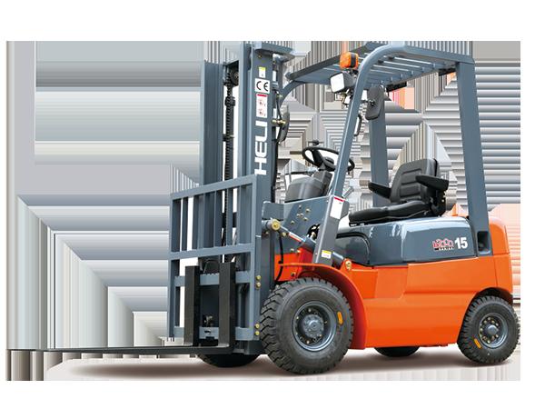 H2000系列 1-1.8吨柴油、汽油、液化气平衡重式raybet雷竞技官网