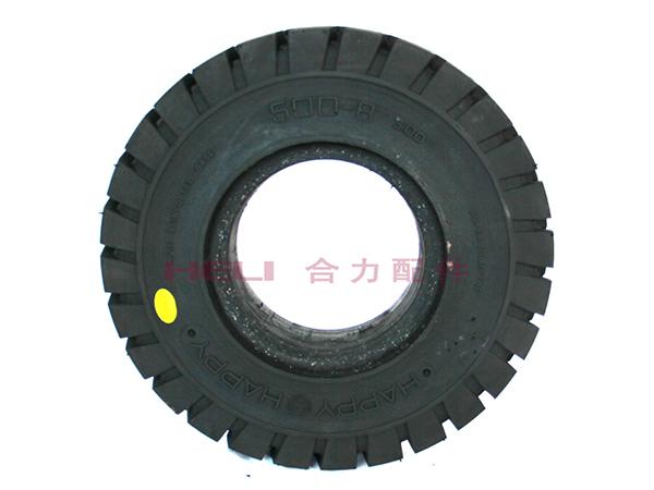 轮胎-实心胎